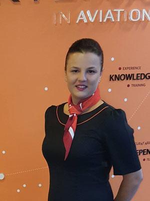 Daniela, Smartlynx Airlines
