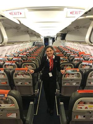 Noemi, Smartlynx Airlines