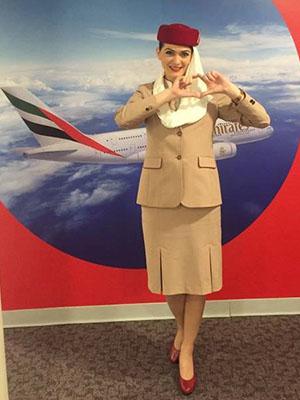 Simona, Emirates